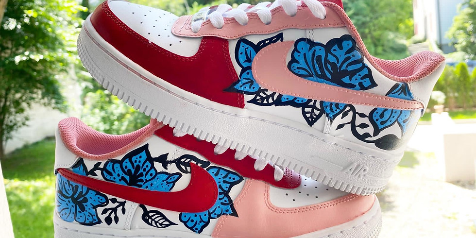Paint your sneakers!