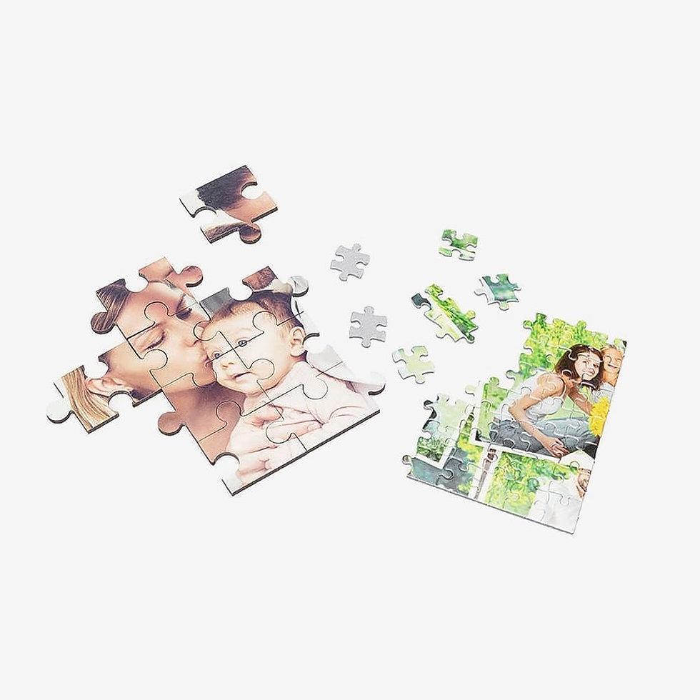 puzzle, foto, stampare, drucken, bedrucken, regalo, geschenk