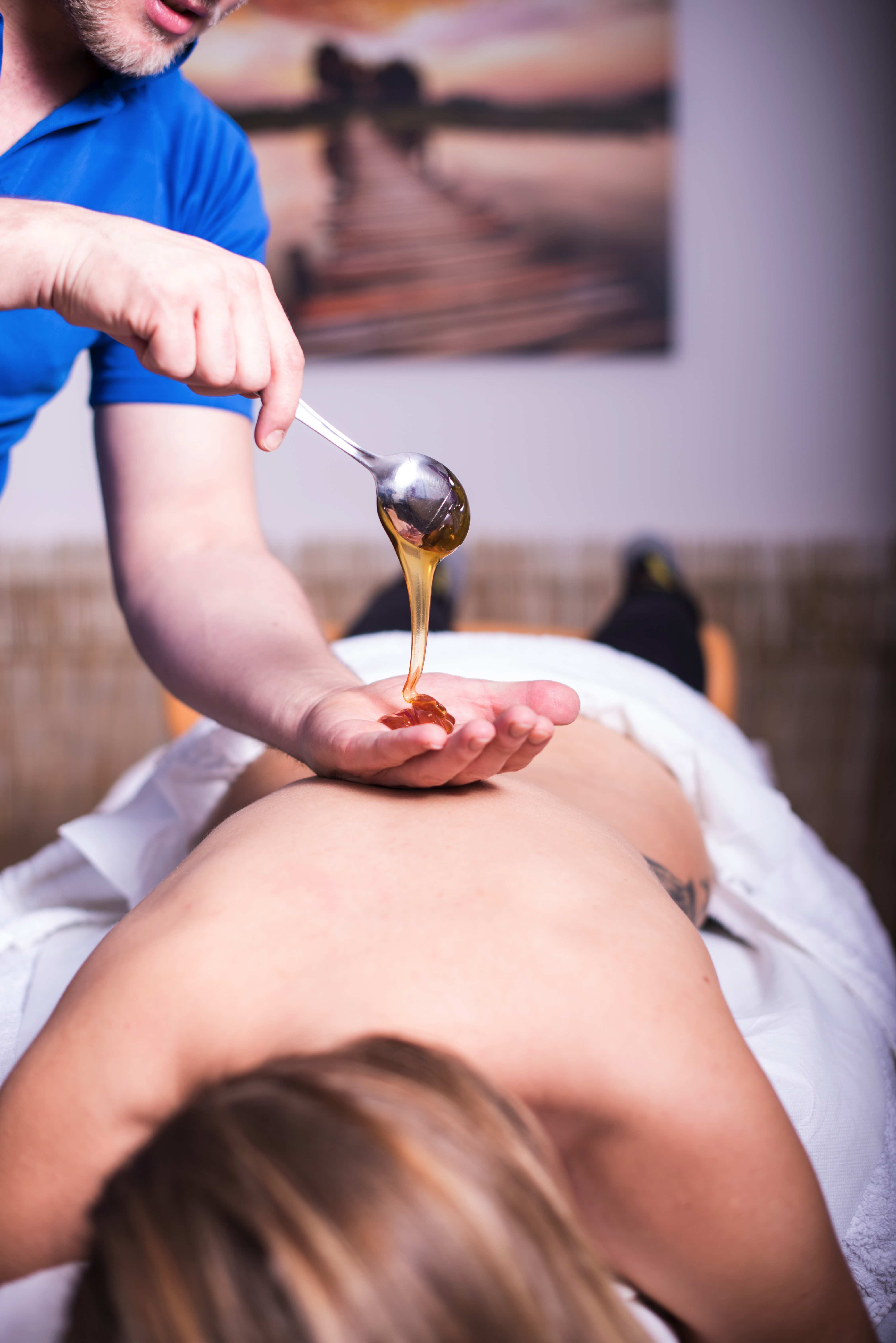 Honigmassage | Chrisfiss