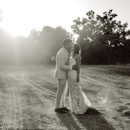Sizzling Summer Wedding at The Grove | Sanger Ca Photographer | Christina Joy Photography