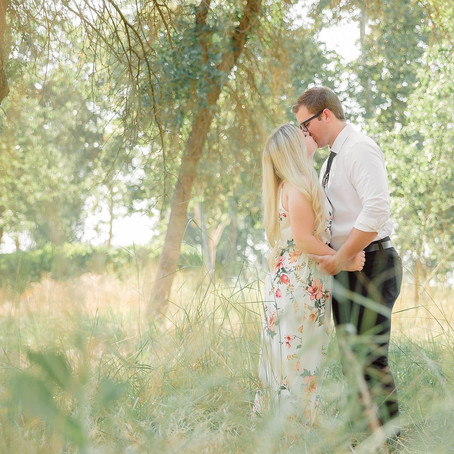 Young Love | Visalia Ca Engagement Session