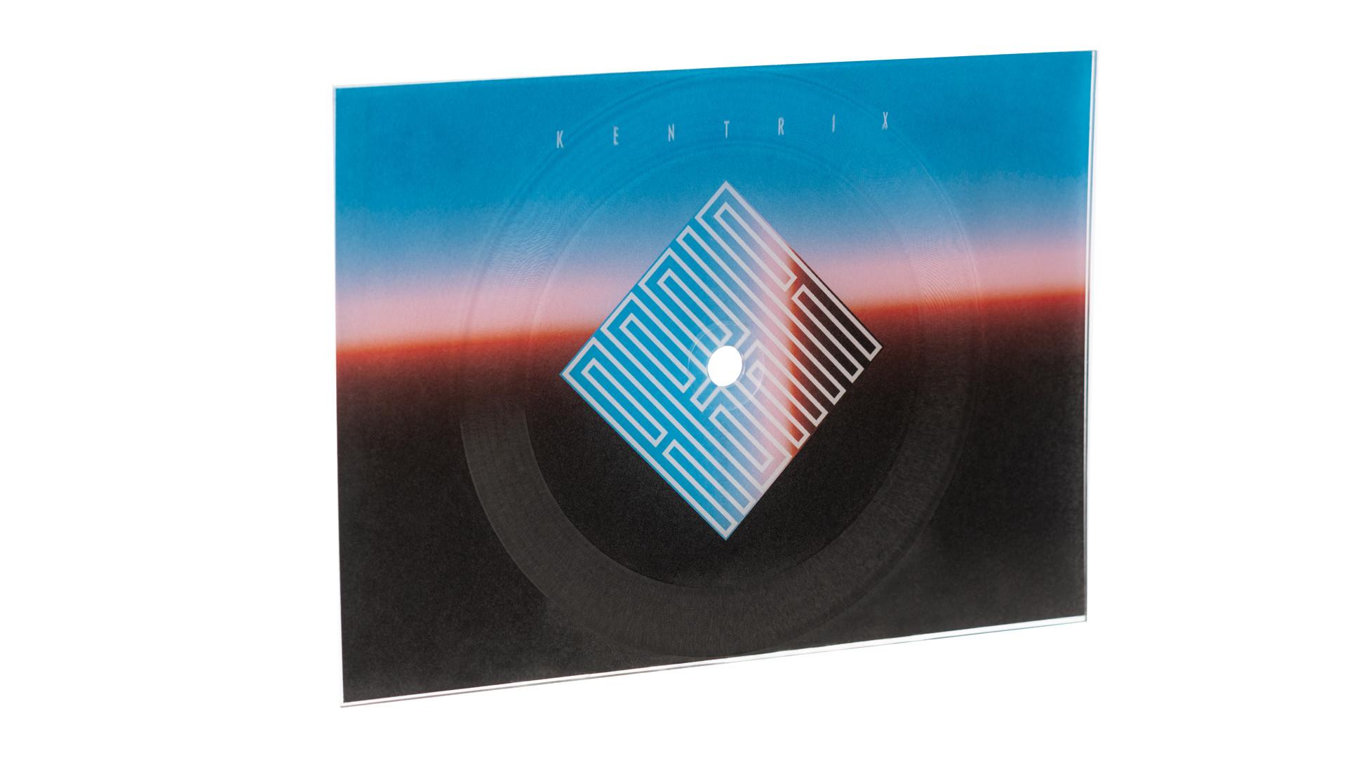 Vinylpostcards - Close Up 1