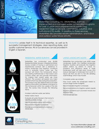 WaterWise Consulting, Inc.