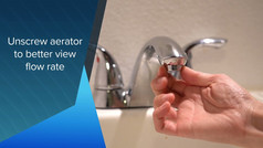 How to Figure Out the Flow Rate of a Faucet