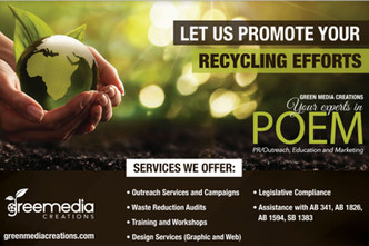Recycling Postcard