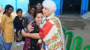 Visiting Kolkata: Creating Futures and Changing Lives