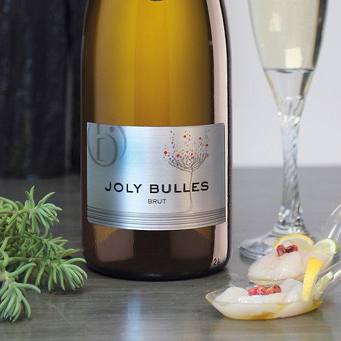 """Joly Bulles"" Blanc"