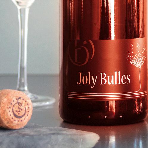 """""""Joly Bulles"""" Rouge:Pétillant"""