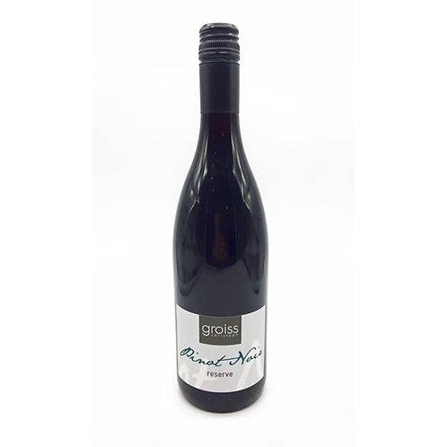 Pinot Noir Reserve 2019 | Weingut Groiss