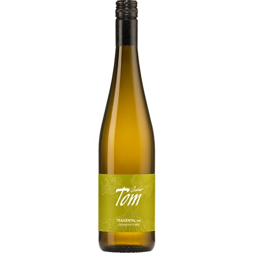 TOM Grüner Veltliner Traisental DAC 2019 | Tom Dockner