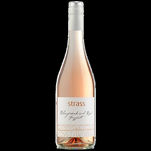 Blaufränkisch Frizzante Rosé   Weingut Strass