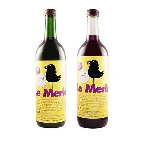 Le merle Traubensaft | Weingut Wiederstein