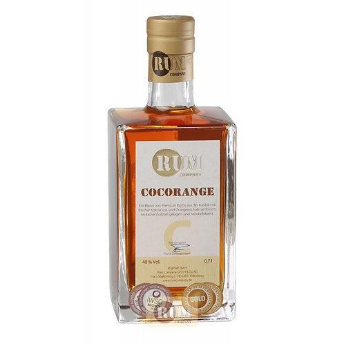 Rum Cocorange 0.7L | Rum Company