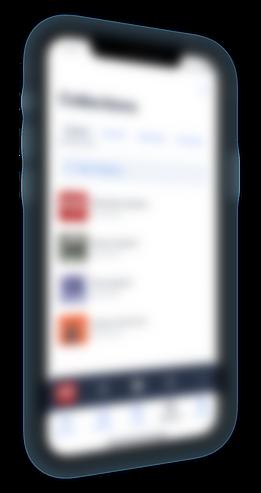Podapp for iOS