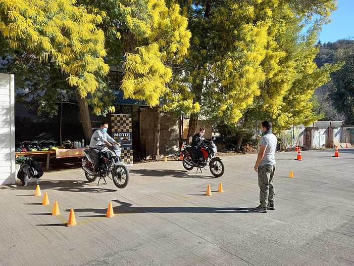 motoclases