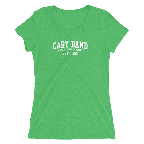 GREENWEAR Ladies' short sleeve t-shirt