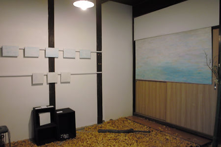 HANNA ART WORKS exhibition honjima