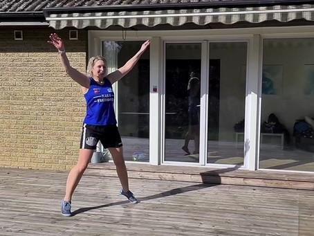 Pulshöjande övningar - träningsfilm
