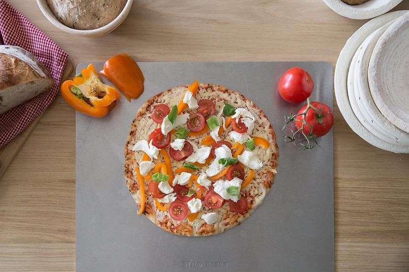 Custom steel for Ooni 3 and Ooni Koda pizza ovens