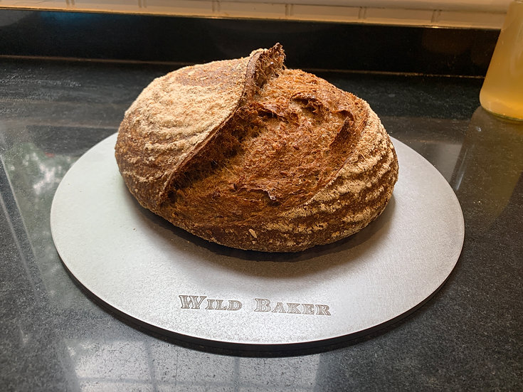 Round Bread/Pizza Baking Steel