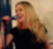 Paula Terry professional singer performing
