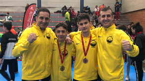 CAMPEONATO DE MADRID JUNIOR´20