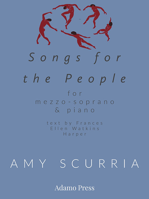 Songs for the People for mezzo-soprano