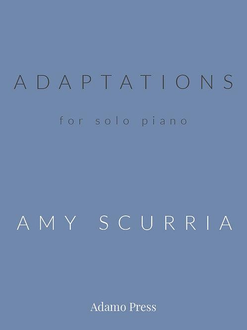Adaptations for solo piano