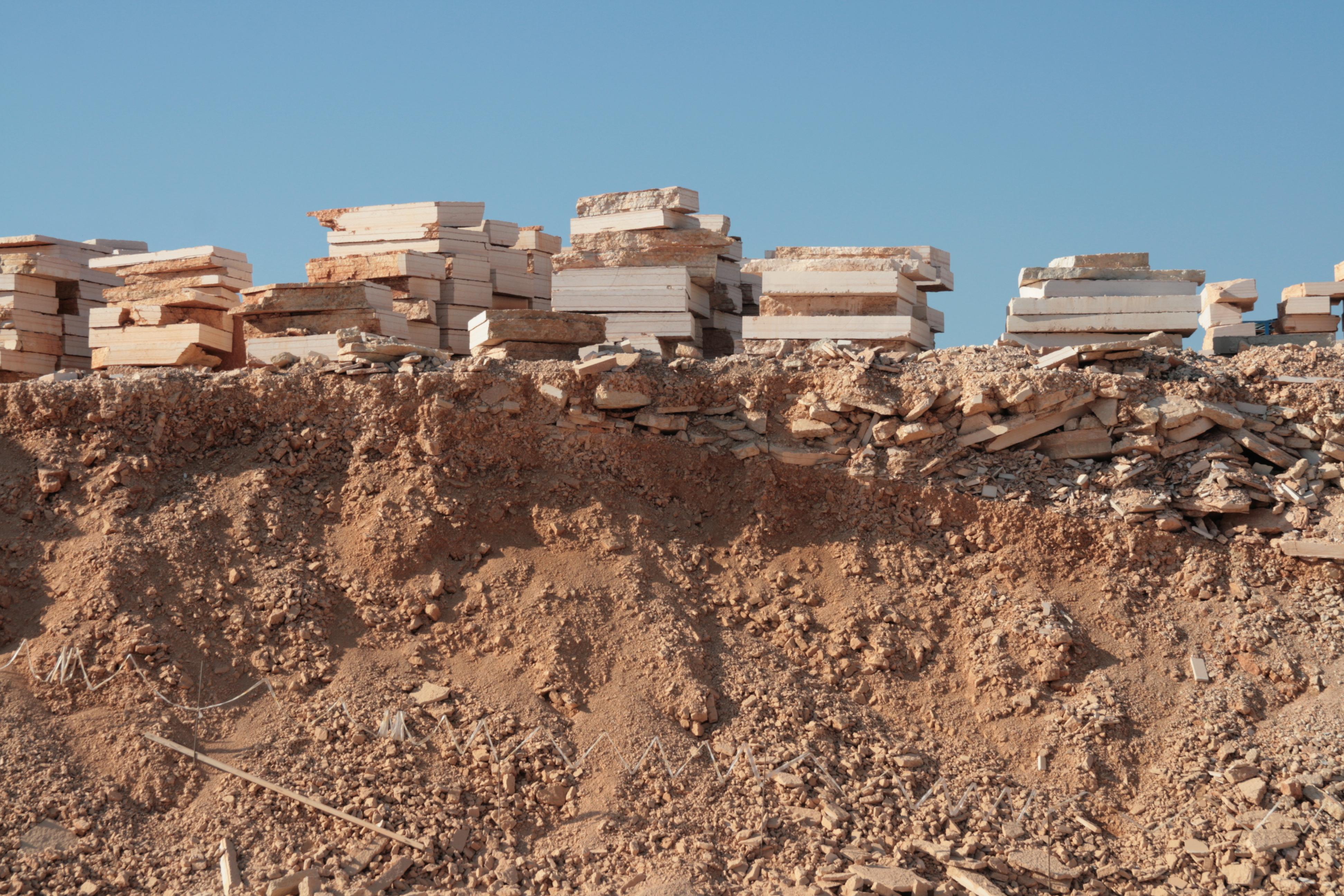 Foto d'archivo cava di pietra | La Nuova