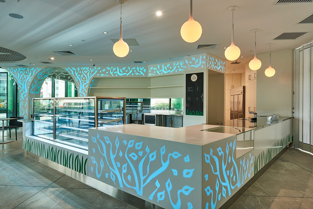 Little Lion Cafe - Bellfort - Leading Electrical WA