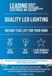 Halogen Lighting: Why you should switch to LED's Today!