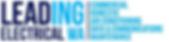 Leading Electrical WA Logo
