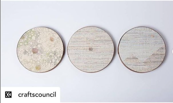 Shortlisted for the Brookfield properties Craft Council Award, 2021