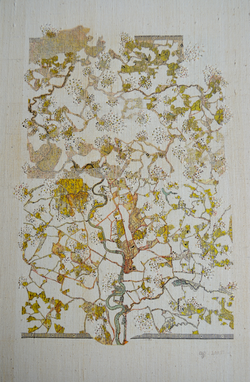 Tree Of Life -textile