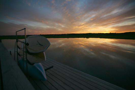 Dock _ Kayaks