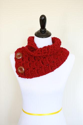 Neck Warmer - Red