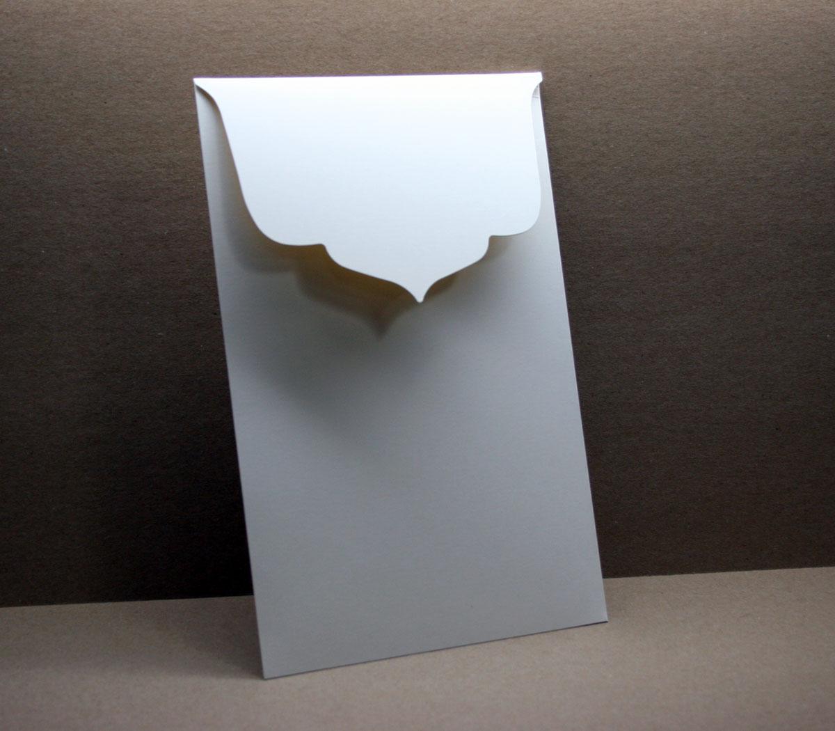 Красивый конверт