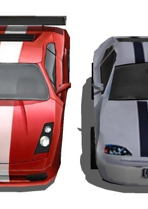Componentes de carros deportivos