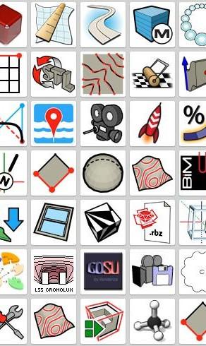 ¿Dónde descargar y cómo instalar extensiones para SketchUp?