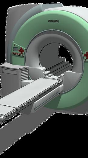 Componentes de equipos médicos - High poly
