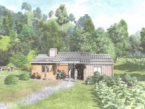 Casa Rural Sostenible
