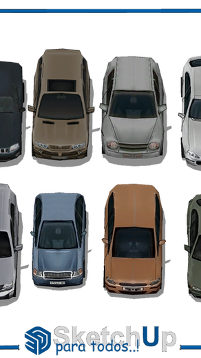 Componentes   8 Vehículos variados