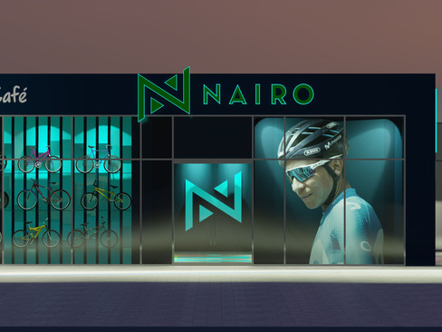 Tienda de Nairo 2021 Fachada