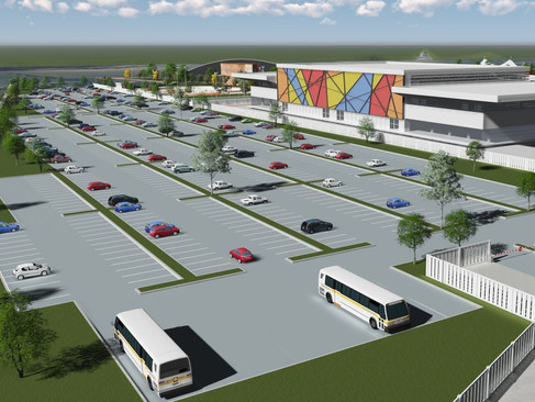 Centro de Eventos y Exposisiciones Exposabana