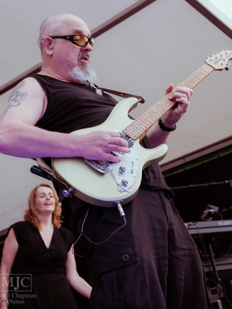 Nick Garman   Guitars