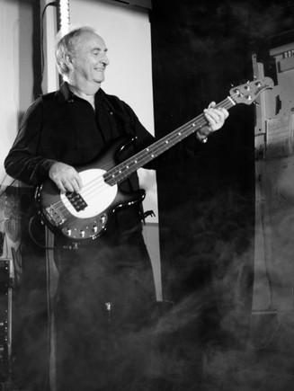 Jim Barr - Bass