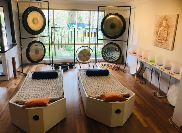 Sound Healing-Book with a friend-2 peopl