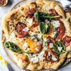 Croque Madame BreakfastPizza