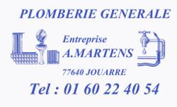 Plomberie Martens