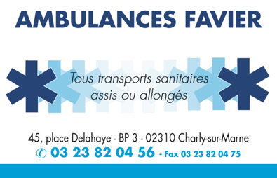 Ambulances FAVIER